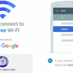 Steps to Activate Free Google RailWire Wifi in Railway stations and Password